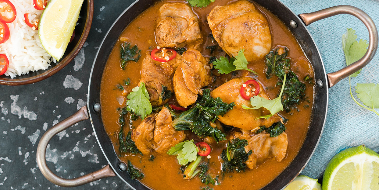 Healthy Butter Chicken by 28bySamWood