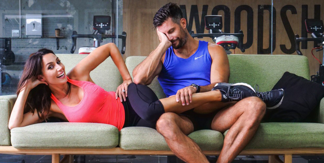 Snez &Sam Wood's lazy guide to working out